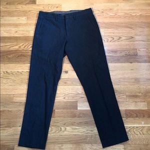 J. Crew Navy Wool Dress Pants